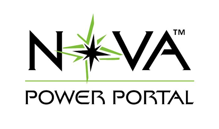 NOVA Power Portal logo