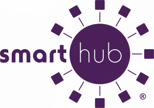 SmartHub Logo purple