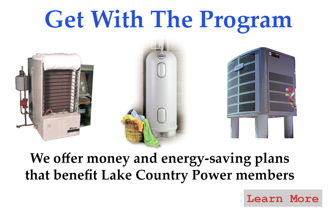 Energy Wise saving programs promotion