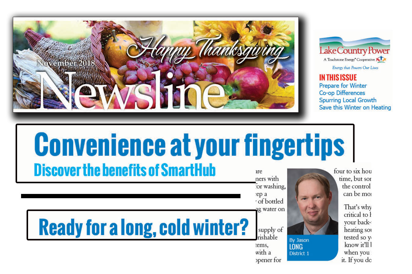 Newsline Promotion October